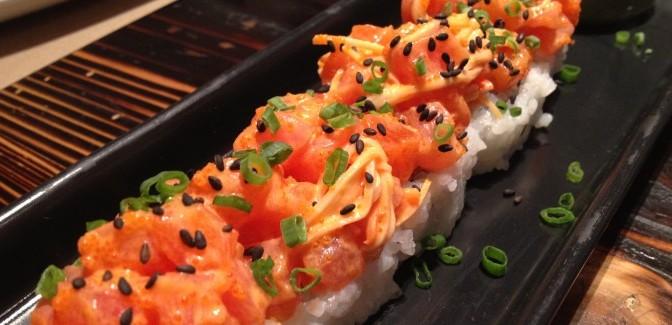 อาหารญี่ปุ่น fusion รสชาติถูกใจที่ OGU OGU เพลินจิต
