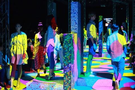 Liberty London for UNIQLO_Elle Fashion Week (20)