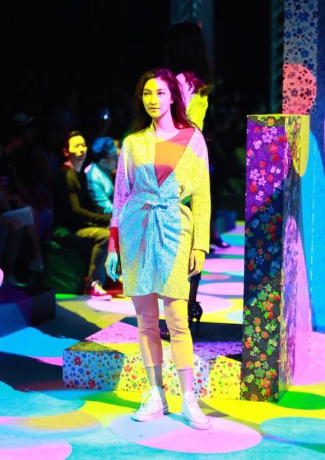 Liberty London for UNIQLO_Elle Fashion Week (21)