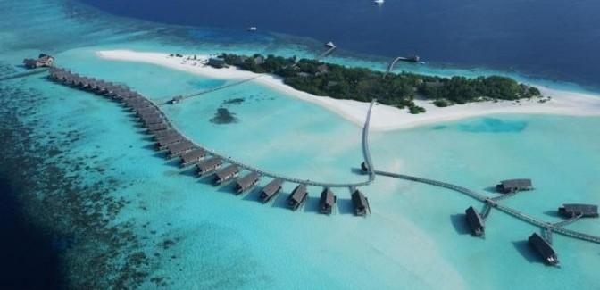 Review ที่พัก COCOA Island @ Maldives