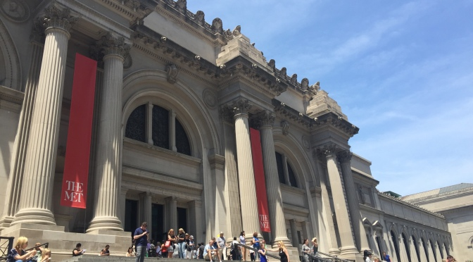 แนะนำ Museum ดัง ที่น่าเยี่ยมชมในนิวยอร์ค